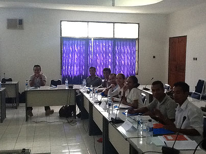 TIMOR LESTE: Strike completes Security Training for Timorese