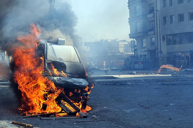 Terrorism Awareness: Three Terrorist Attacks in one day