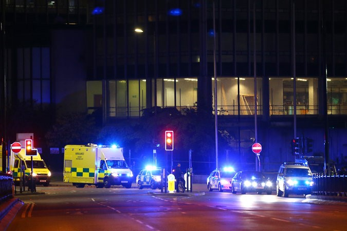 Manchester Bombing 22nd May 2017