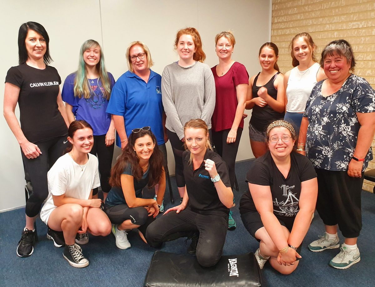 And we are back – Womens Self Defence 2020