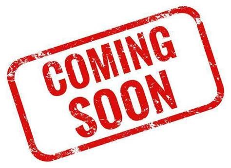 Exciting new program COMING SOON!